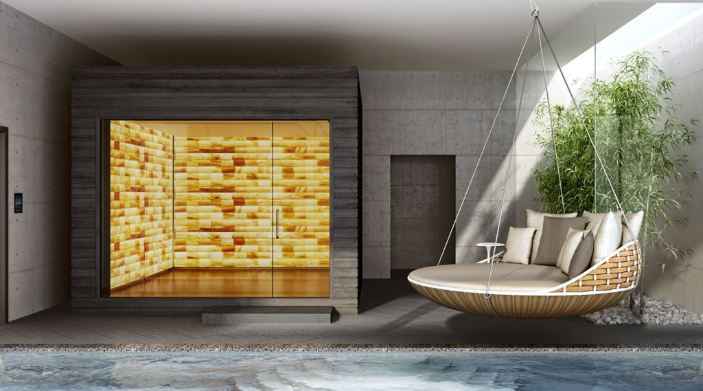 Interior WelPod rendering